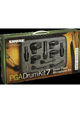 SHURE PGADRUMKIT7